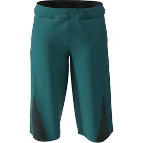 Zimtstern StarFlowz Pantaloncini Donna, petrolio